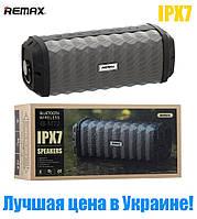 Колонка Remax Bluetooth RB-M12 360° Outdoor waterproof black