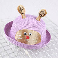 Детская шляпка девочке