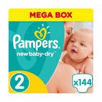 Подгузники Pampers New Baby-Dry Mini 2