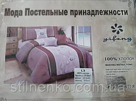 Комплект постельного белья Yifeng L3 сатин 220*240