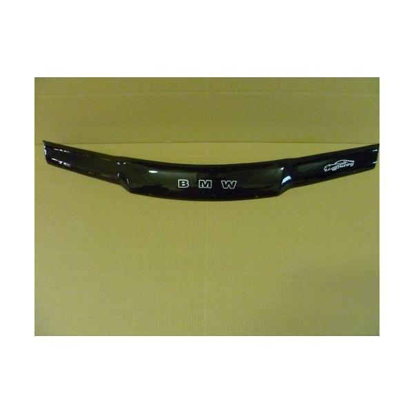 Дефлектор капота, мухобойка BMW 3 E36 (91-98) VIP