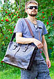 Кожаная сумка ETERNO ET2850-8-brown, фото 8