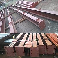 Навес (ангар) 22х36 двускатный под склад, цех, фото 1