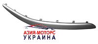 Молдинг переднего бампера правый Chery M11 (Чери М11) M11-2803532BC