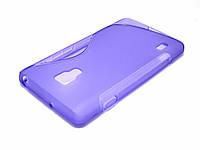 Силиконовый чехол для LG Optimus l7 ii p713, фото 1