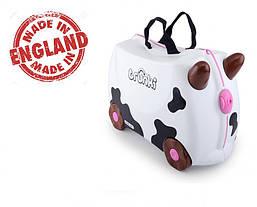 Детский дорожный чемодан, Коровка Frieda, Trunki TRUC047