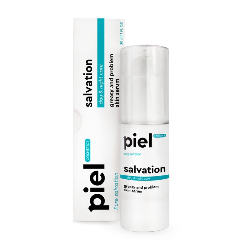 Elixir SALVATION Эликсир-сыворотка для проблемной кожи