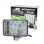 BOL1503L Доп LED фара BELAUTO 3000Лм (точковий), фото 3