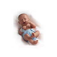 Большая кукла пупс Зеавющий мальчик Berenguer 18504 36 см