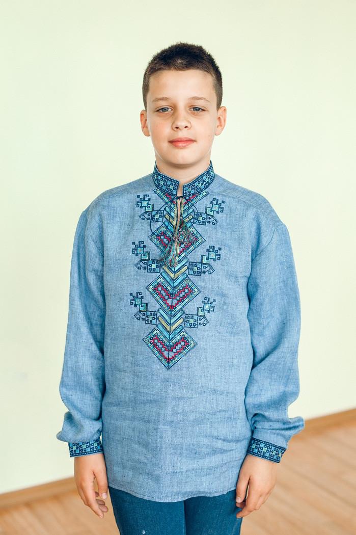 Вишиванка дитяча для хлопчика Дерево життя  продажа 2fda9639bb797