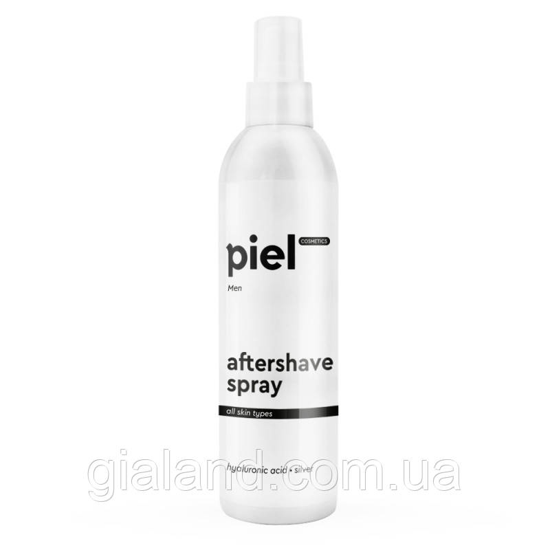Piel cosmetics Silver After Shave Спрей после бритья 250мл