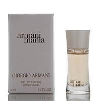 Armani Mania Woman (оригинал) - edp 4 ml mini