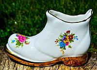 Коллекционная Туфелька,башмак,ботинок! England!, фото 1
