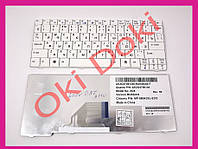 Клавиатура Acer A110 A150 D150 D210 D250 P531 ZG5ZG8 EM eM250 rus white type 2