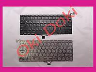 """Клавиатура APPLE MacBook Pro A1278 MC374 MC700 MB466 MB467 MB990 MB991 2008 2009 2010 20112012 13.3"""" US RU гор"""