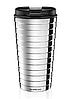 Термокружка Nespresso Touch Travel Mug