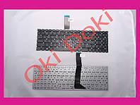 Клавиатура Asus X501 X550 X552 X750 series rus black без фрейма с креплениями ОЕМ