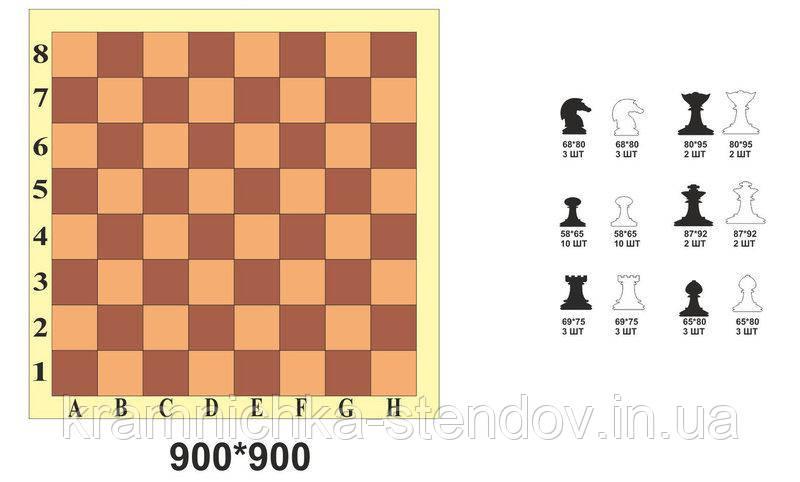Развивающая игра: Шахматы