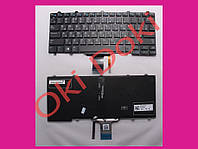 Клавиатура DELL Latitude E5250 E5270 E7250 rus black без фрейма подсветка клавиш