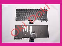 Клавиатура DELL Latitude 7000 E7240 E7440 rus black подсветка клавиш