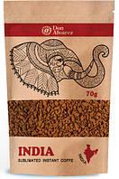 Don Alvarez India 70 г кофе растворимое сублимированное