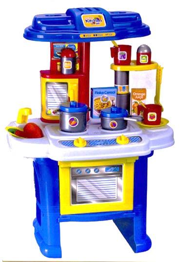 Кухня маленькой хозяюшки
