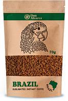 Don Alvarez Brazil 70 г кофе растворимое сублимированное