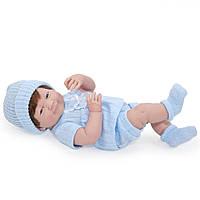 Большая кукла пупс La Newborn Felix Berenguer 18516 38 см