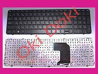 Клавиатура HP G7-2000 черная с рамкой