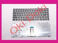 Клавиатура Lenovo G40-30 G40-45 G40-70 Z40-70 Z40-75 B40-30 B40-45 B40-70 B40-80 Flex 2-14 silver type 2