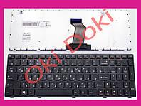 Клавиатура Lenovo Ideapad G580 G585 Z580 Z580A Z585 Z780 G780 черная с рамкой ORIGINAL