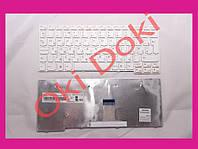 Клавиатура Lenovo IdeaPad S10-3 S10-3s S100 S110 белая type 4 вертикальный Enter
