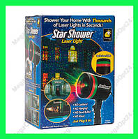 ЗВЕЗДНЫЙ ПРОЕКТОР STAR SHOWER LASER LIGHT!Акция