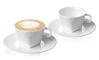 Набор чашек Nespresso Pure Cappuccino, фото 1