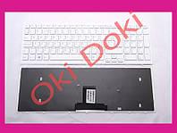 Клавиатура Sony Vaio VPC-EB white frime