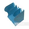 Тримач для книг SS26 Blue, FunDesk