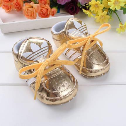 Детские кроссовки  - пинетки 5, фото 2