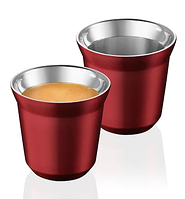 Набор чашек Nespresso Pixie Espresso Decaffeinato Intenso