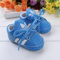 Детские кроссовки пинетки 6, фото 2