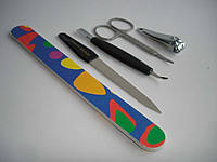 Маникюрный набор Zinger, 5 приборов