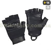 Тактичні рукавиці M-Tac безпалі Assault Tactical Mk.4 Black