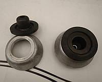 Проставки Opel Zafira A передние 1998-2005, 20мм (3 фото)