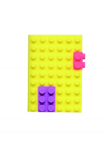 Блокнот Mark's Silicon A6 Неон-Желтый, фото 1