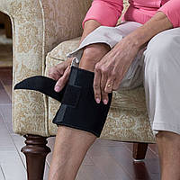 Компрессионный наколенник-манжет Be Active от боли в спине и ногах , 1001911, Компрессионный наколенник-манжет Be Active, компрессионные наколенники,
