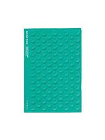 Блокнот mark's Silicon Gecko A6 Зелений, фото 1