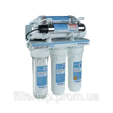 Фильтр обратного осмоса Atlas Oasis DP Pump-UV