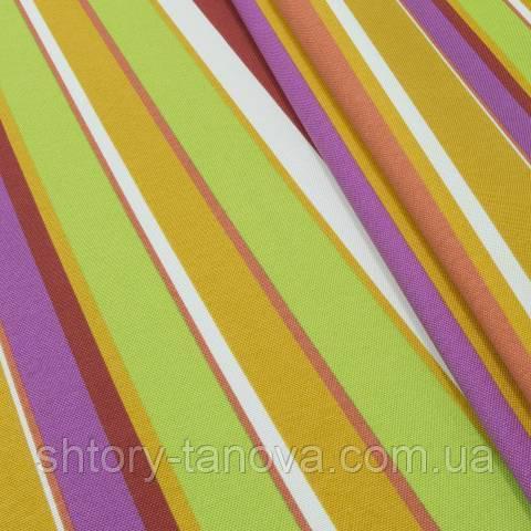 Декоративна тканина для штор смуги