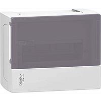 Внутренний щиток на 18 автоматов MINI PRAGMA SCHNEIDER ELECTRIC ( дымчатая дверь)