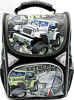 Рюкзак коробка ортопедический JOSEF OTTEN 1815 Military jeep (2018 NEW)