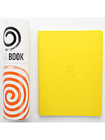 Мягкий Блокнот Victoria's Journal TEA BOOK A5 Желтый